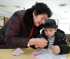 溧阳市图书馆传统文化传承活动受读者欢迎