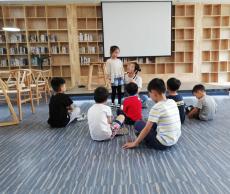 活动回顾|溧阳市图书馆举办故事妈妈讲故事第四期——绘本故事《有些时候,我特别喜欢爸爸》